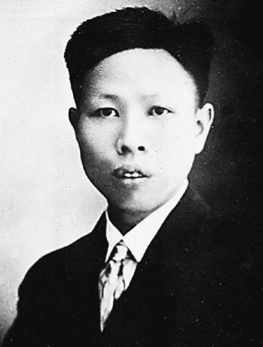 黄公略(1898—1931)
